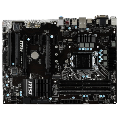 MSI Z170A PC MATE Intel-MB (S.1151)